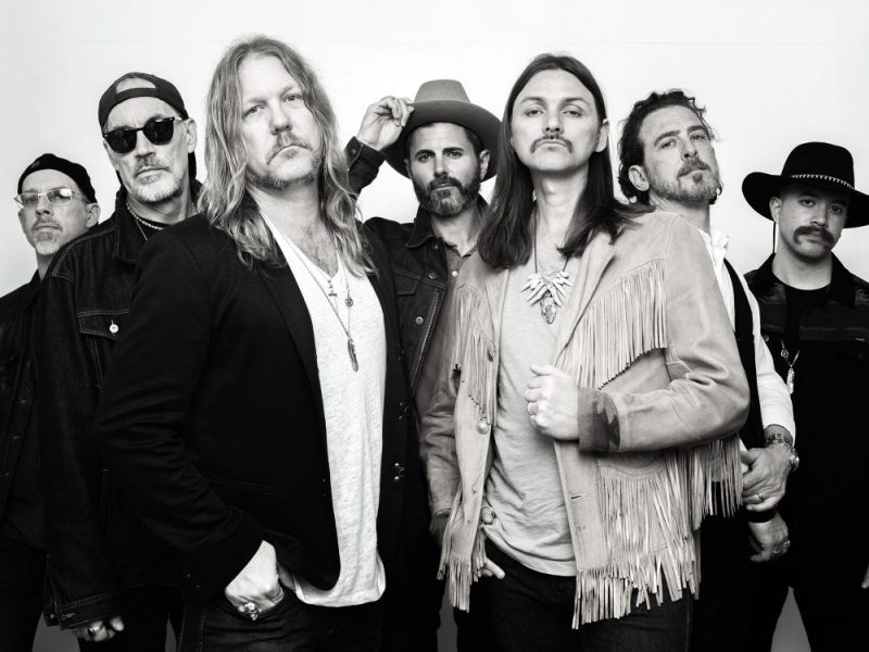 Safe Sounds at Firefly Distillery: The Allman Betts Band