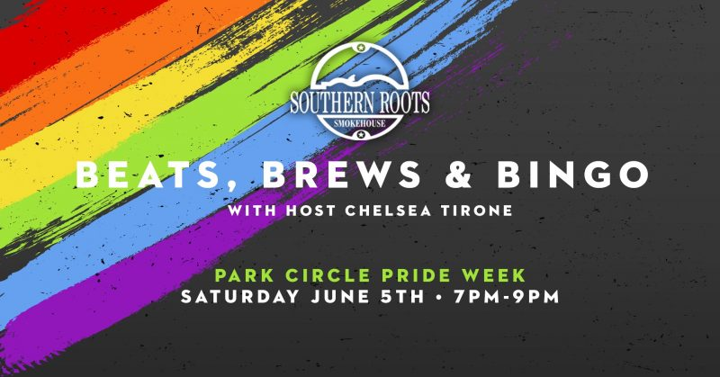 Beats, Brews, and Bingo - Southern Roots