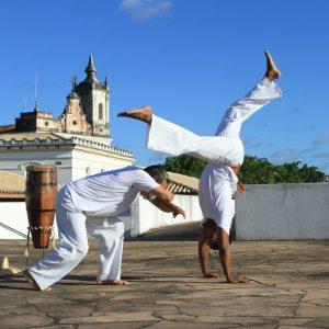 Capoeira in Park Circle