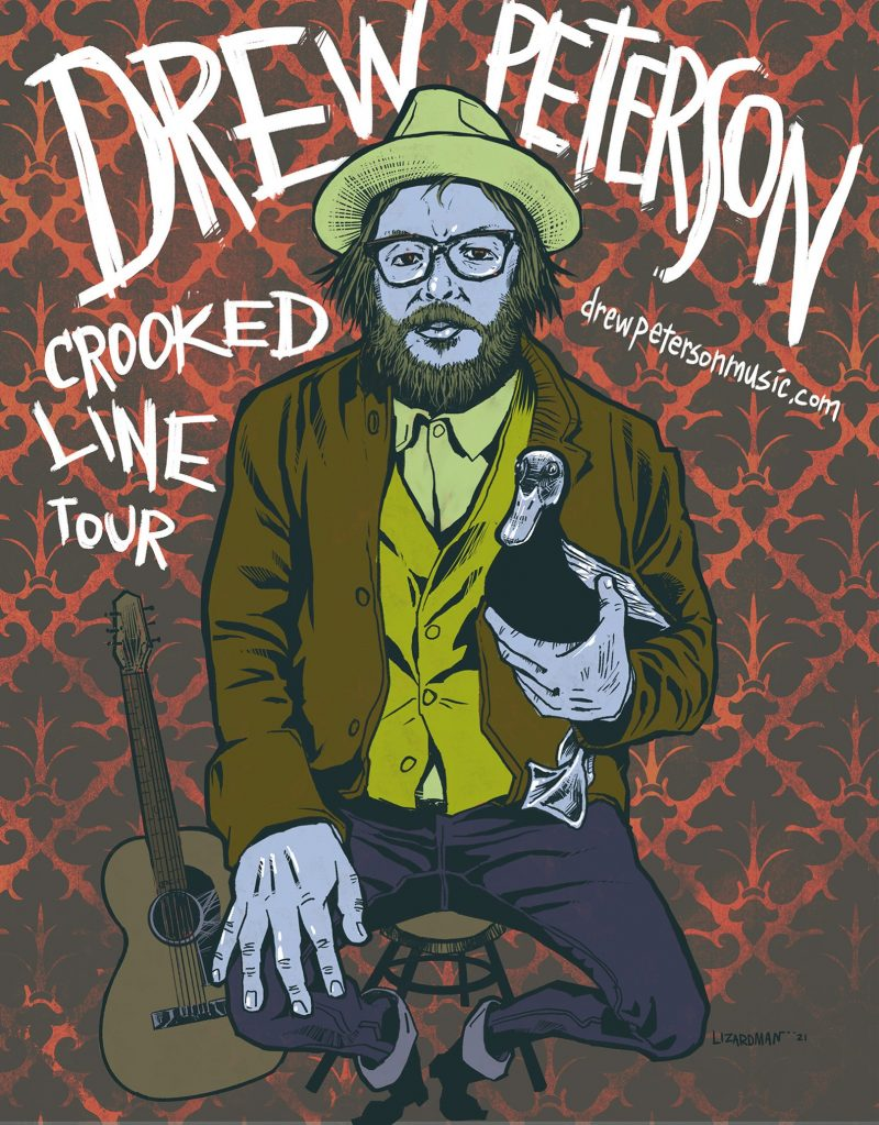 Drew Peterson Crooked Line Tour at Commonhouse Aleworks