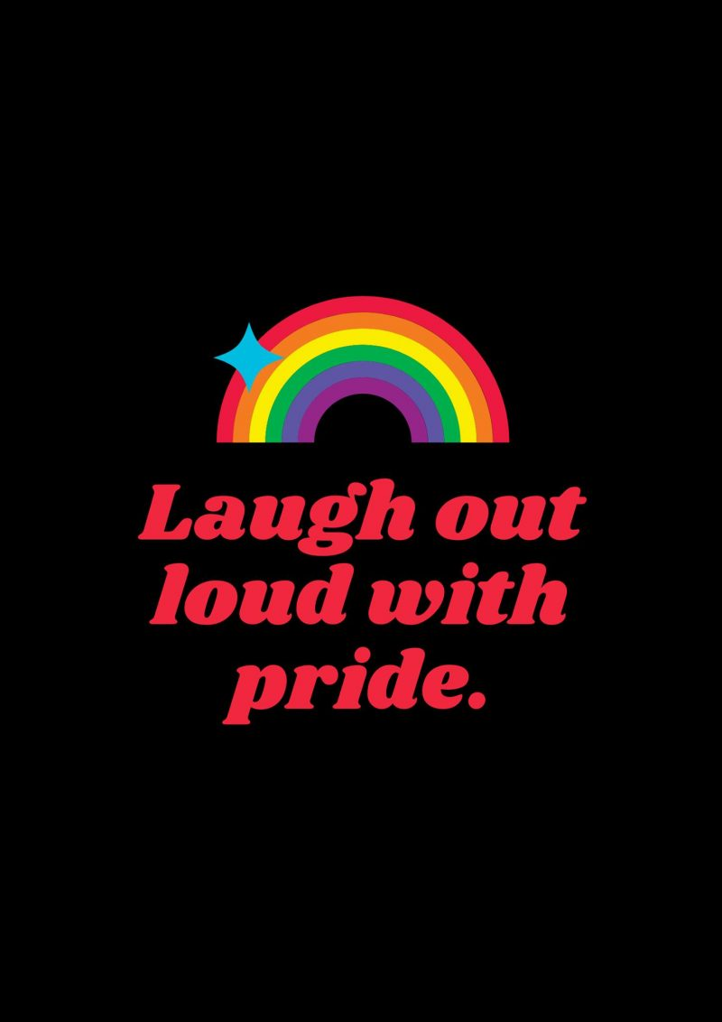 Laugh out Loud with Pride at The Sparrow