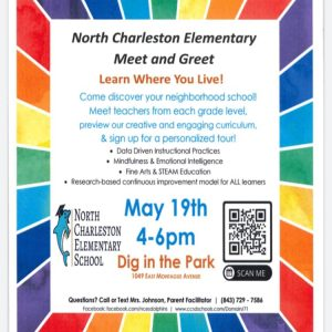 North Charleston Elementary Meet and Greet