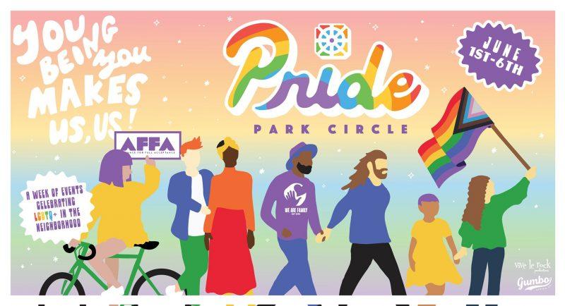 Park Circle Pride: An LGBTQ+ Festival