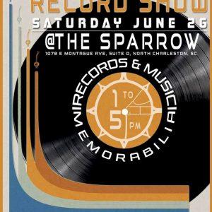 Park Circle Record Show