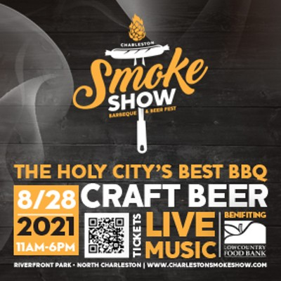 The Charleston Smoke Show: BBQ and Beer Fest