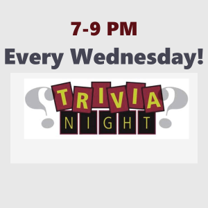Wednesday Trivia Night - Dig in the Park