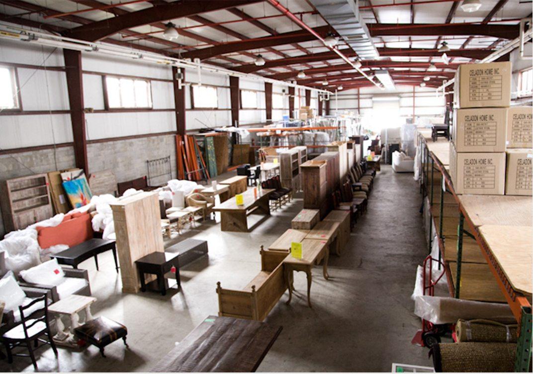 Celadon Warehouse
