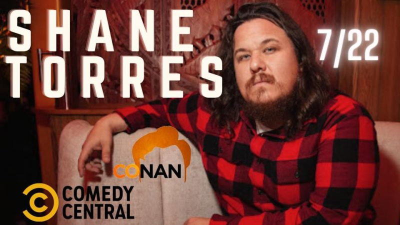 Comedy at the Sparrow with Shane Torres