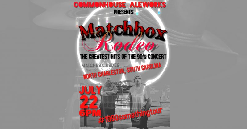 Matchbox Rodeo at Commonhouse Aleworks