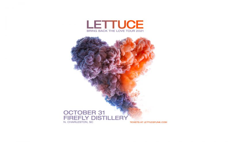 Halloween Jam with Lettuce - Live at Firefly Distillery