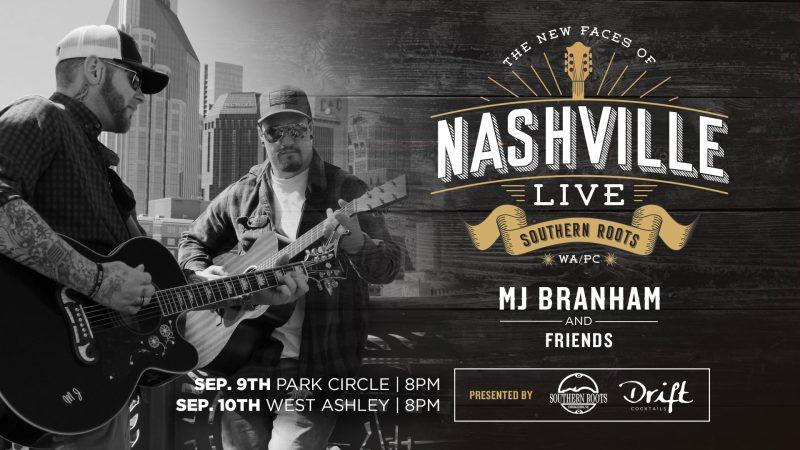 New Faces of Nashville - M.J. Branham & Friends