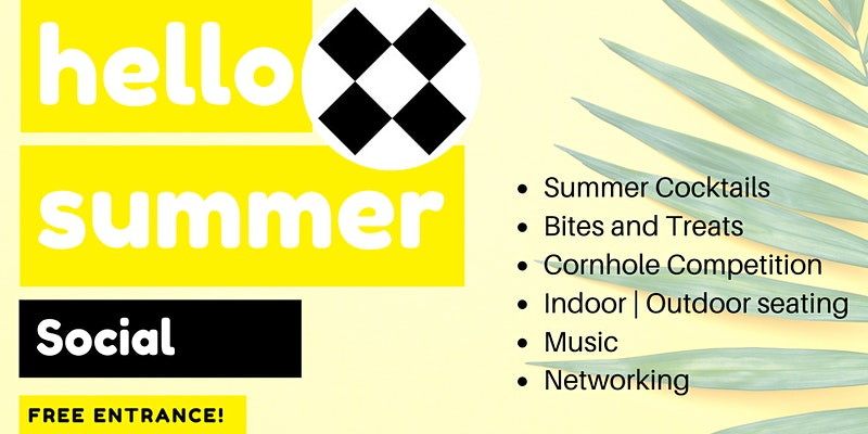 Hello Summer Social at Venture X