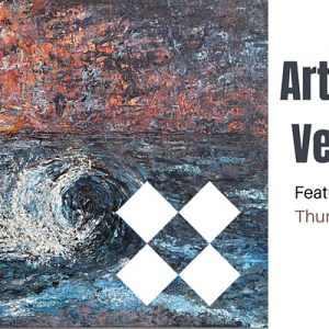 Venture X Art Walk featuring Michala Morris