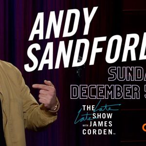Comedy at The Sparrow with Andy Sandford