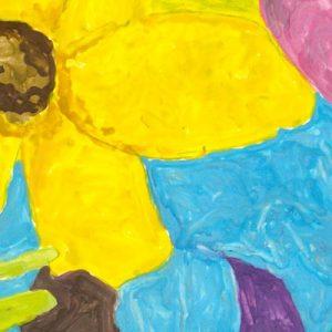 Creative Arts Workshop- Cray-Pen Botanicals with Estrella Creates