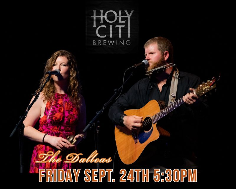 The Dalleas at Holy City Brewing