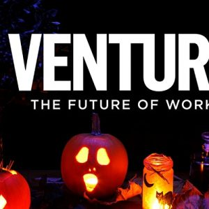 Boo's and Booze Happy Hour at Venture X